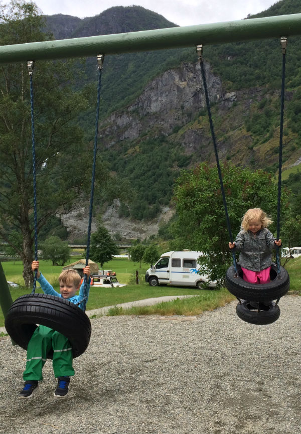 Norway in a Nutshell with a Toddler. A stay in Flam overnight is perfect with Children.