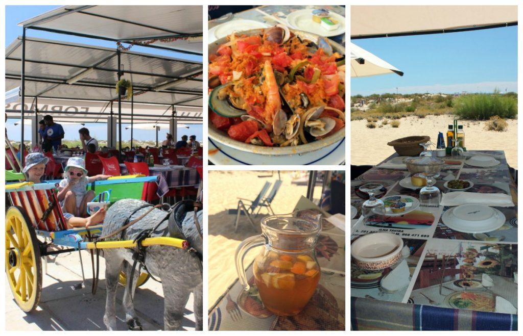 Tavira Island Portugal. A great family destination on the Algarve. Beaches,