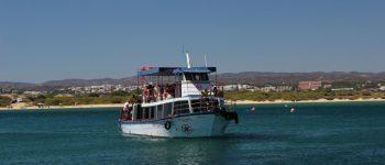 How to get to Tavira Island?