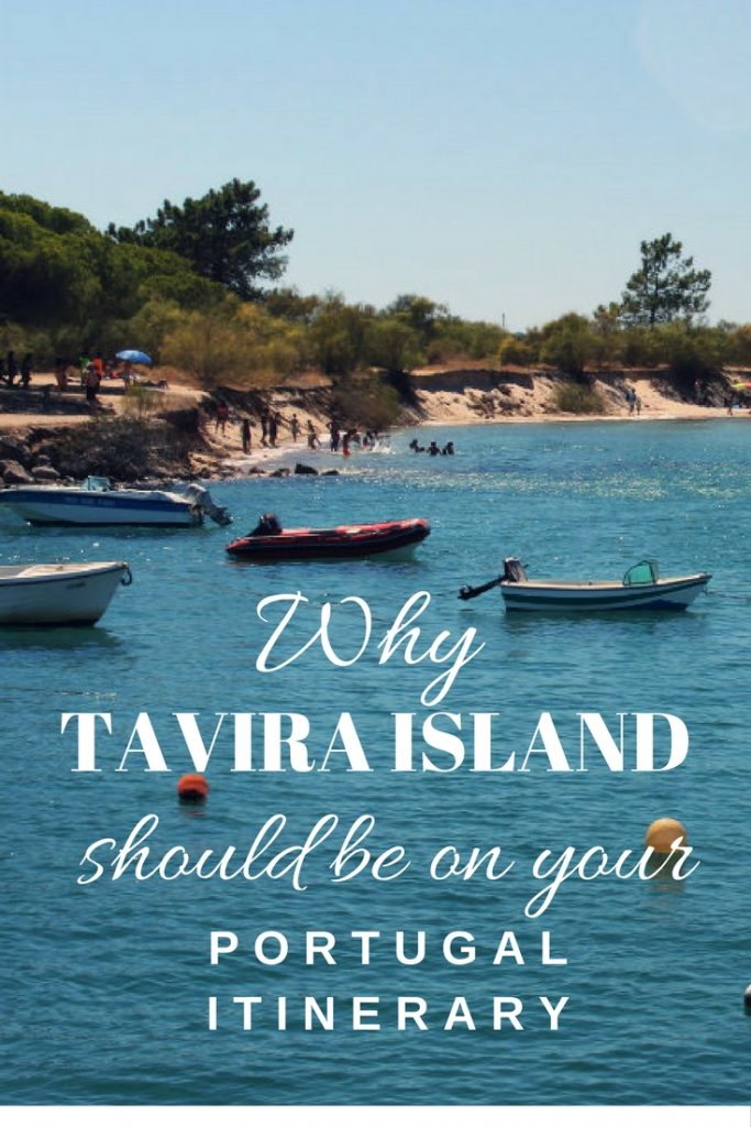 Why Tavira Island Should be on your Portugal Itinerary. Family Travel on happinesstravelshere.com