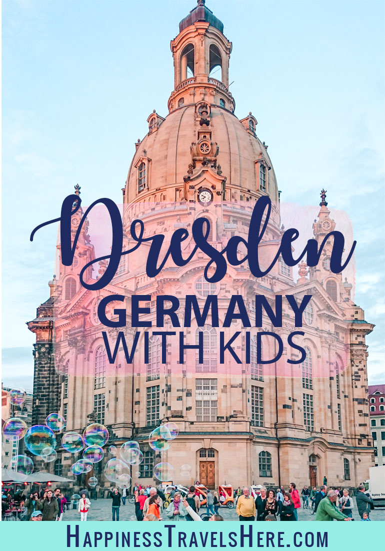 Dresden in Germany is an easy to navigate and super child friendly destination. Visit as a stopover between Prague and Berlinor as a stand alone destination. A pedestrianised old town and large parks make Dresden perfect with kids and there are many child friendly museums. Check out this post for the run down on the best things to do in Dresden with kids. #Germany #Familytravel #parenting #kids #travel