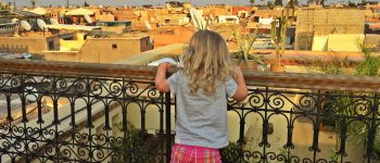 Heading to Morocco for a family holiday? Looking for ideas on what to do in Marrakech with kids? Check out this post from happinesstravelshere.com