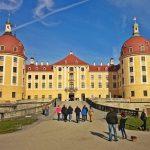 Dresden Steam Train to Moritzburg Castle. HappinessTravelsHere.com
