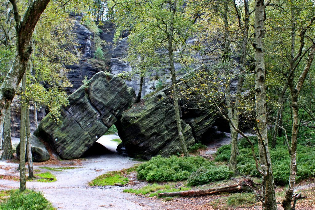 How to visit the Rock Town Czech Republic.