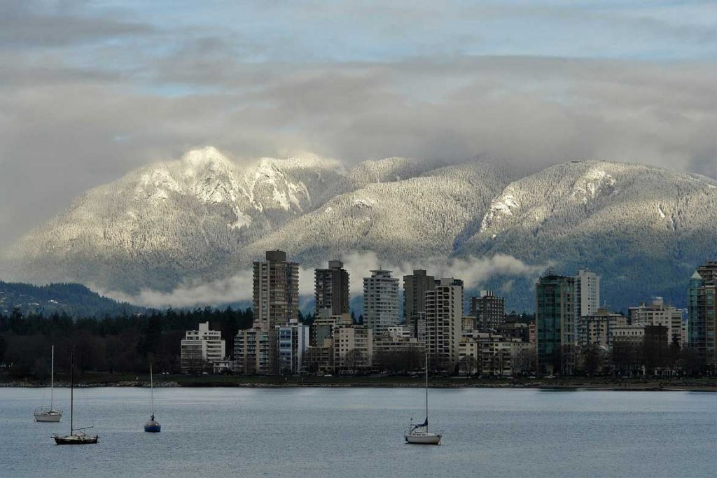 Vancouver for first timers. 18 destinations for your first holiday abroad.