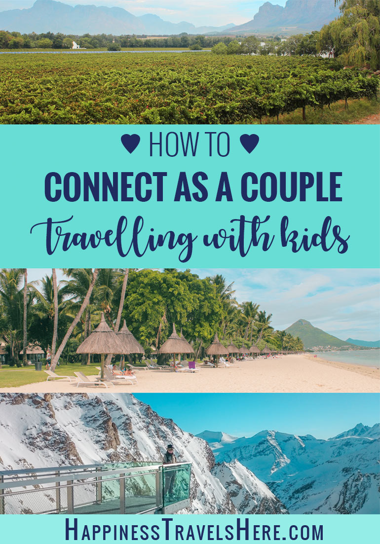 Valentines day for parents. How to connect as a couple when you are travelling with kids. Finding ways to get alone time, date night and romance when parenting takes over. #valentinesday #familytravel #parenting #kids #romance #travel