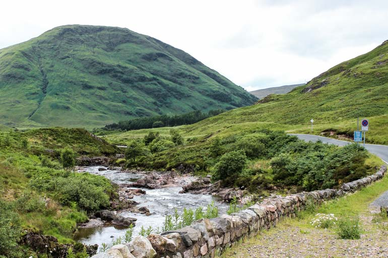 Drive through the valley of Glencoe to see some of Scotland's most spectacular scenery