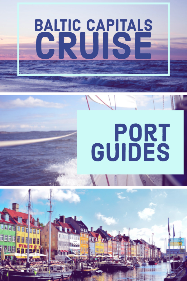 Cruise the Baltic this summer Visit Finland, Russia, Estonia, Latvia, Germany, Norway, Denmark and Sweden.  Don't spend money on costly excursions use these port guides to plan your own excursions and save money and make the most of your Scandinavian and Baltic destinations. #cruise #Europe #travel #traveltips