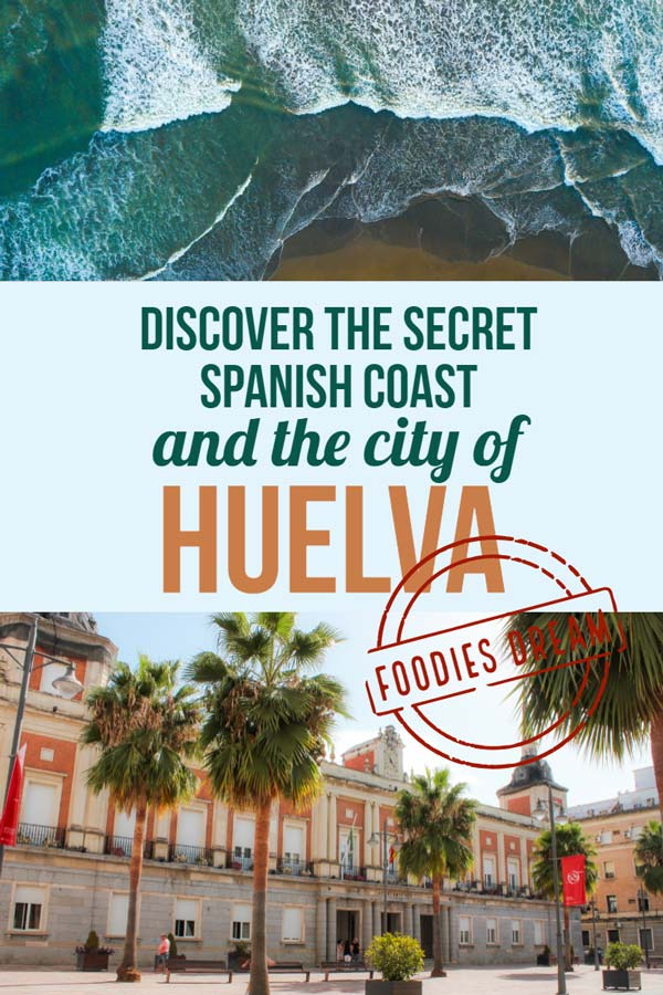 Called the secret Spanish coast by the local tourist board Huelva is an undiscovered heaven for gastronomic travellers, beach goers and nature lovers. Spains gastronomic capital with long wide sometimes deserted beaches and abundant birdlife in the UNESCO protected national park make Huelva an upcoming destination. Checkout what you can do in Huelva, click through to read more about this hidden gem. #beach #vacation #europe #travel #food