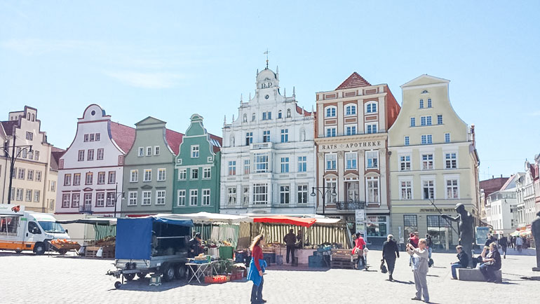 baltic shore excursions Rostock visit the town or Warnemunde beach or head to Berlin