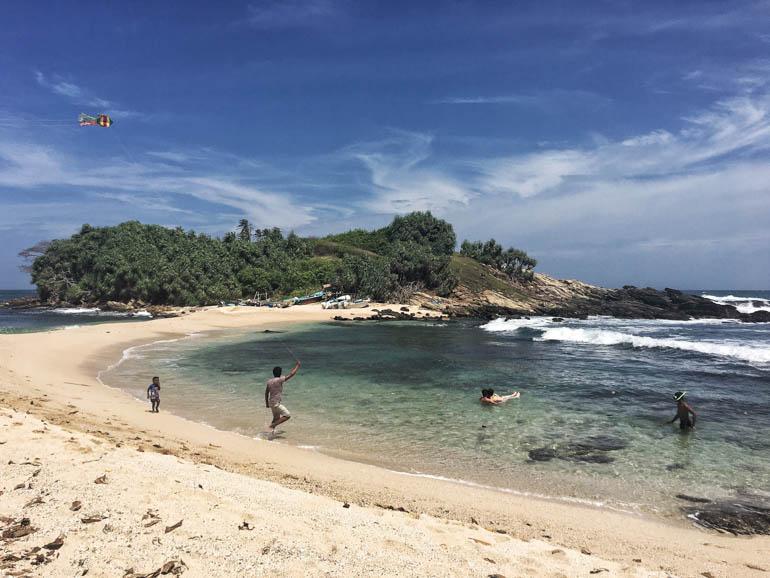 Family friendly beach vacations in Sri Lanka