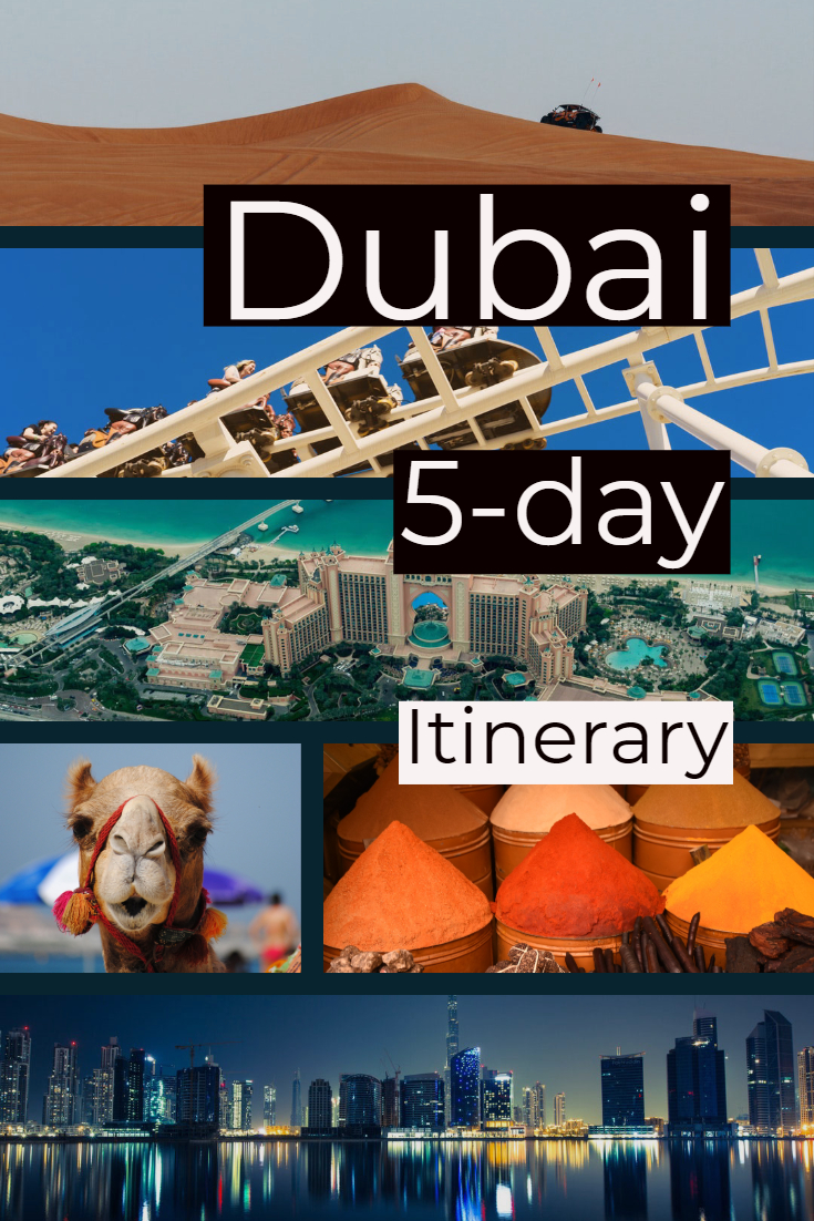 Whether it is Summer or Winter there is so much to do in Dubai. A top travel destination for families. Check out what you should see in the city no matter the weather with a sample 5 day itinerary you can follow or adapt to your own timetable and tastes. Adventure, sun, beach, shopping, thrill rides, relaxing spas, top-notch international food, world class design and architecture and plenty of fun for the whole family. Dubai has it all and more. #travel #destinations #middleeast #travelwithkids #family travel
