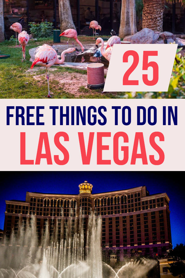 There are so many free things to do in Las Vegas that kids and adults will love. Las Vegas makes a great budget destination for families. Check out this post to see all Vegas has to offer, all for FREE! #USA #Travel #budgettravel #familytravel