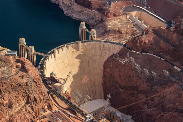 Las Vegas Helicopter Ride to Hoover Dam with Kids