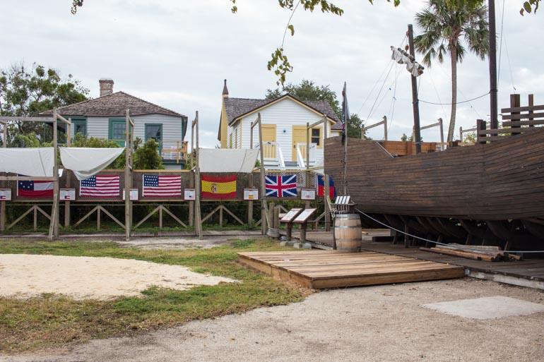 Colonial Museum Saint Augustine, Florida