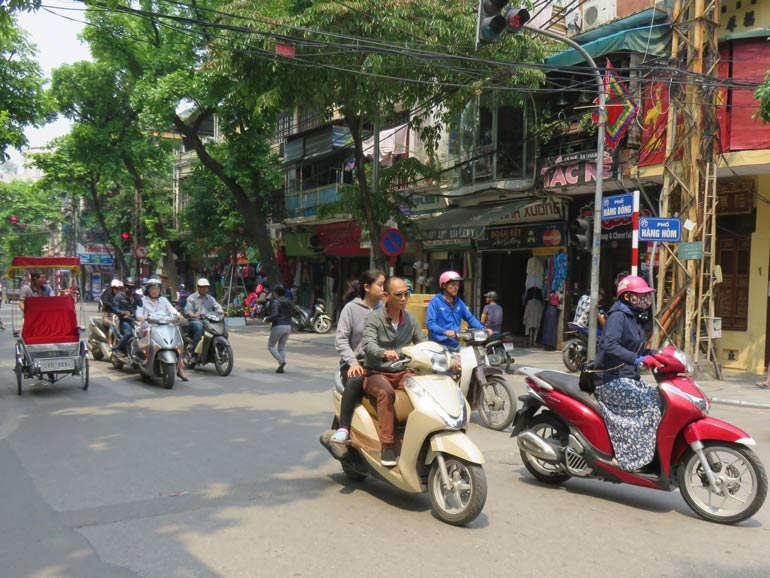 Two Days in Hanoi with Kids - Happiness Travels Here