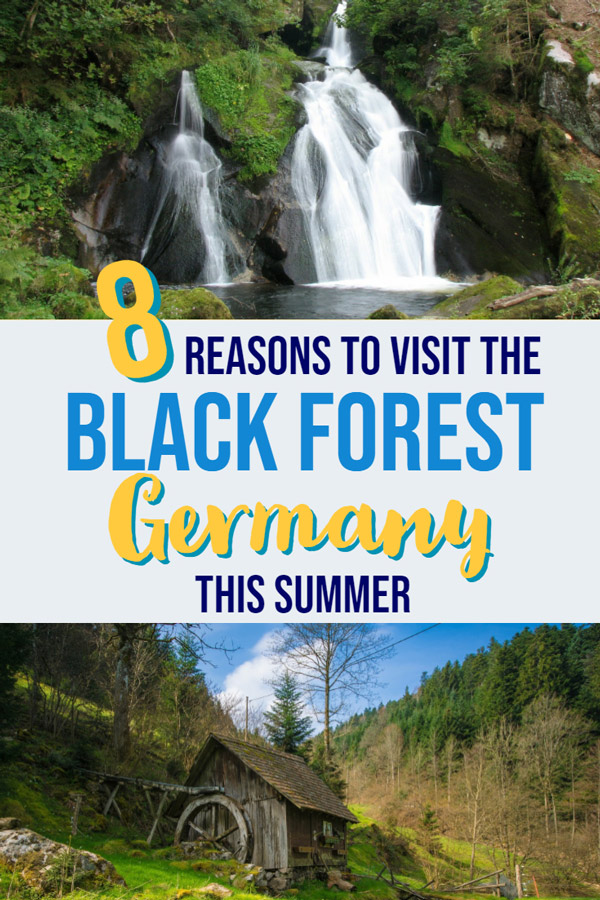 If you are looking for a beautiful and family friendly destination this summer you can't beat the Black Forest in Germany. One of Europe's most picturesque regions, there is so much to do with the whole family #Familytravel #Travel #Europe #Germany
