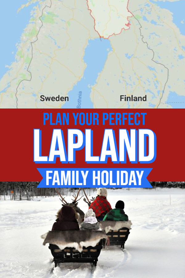 Tips for planning a magical winter vacation in Lapland