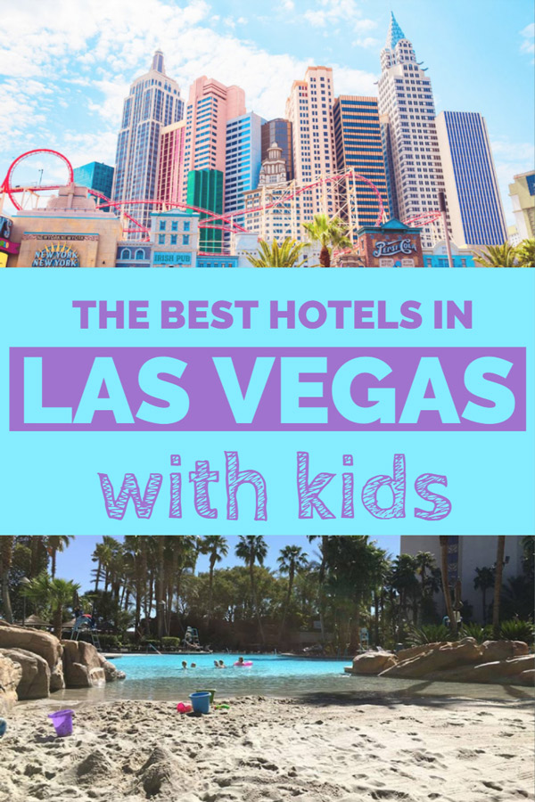 Check out this article on some of the best hotels to stay with kids in Las Vegas.