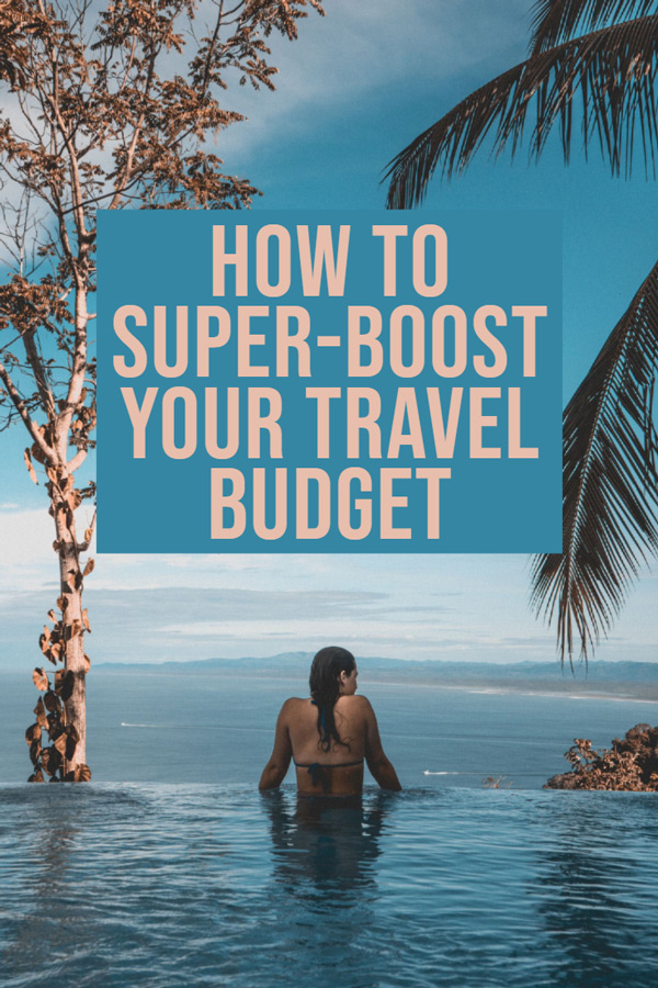 How to save money and make your travel budget go further so you can afford to travel the world.
